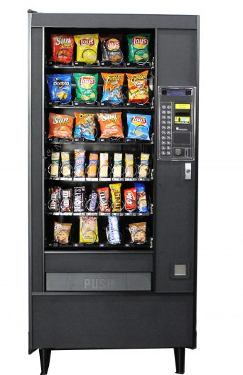 AP 111 e1496421906747 - Automatic Products 112 Snack Machine