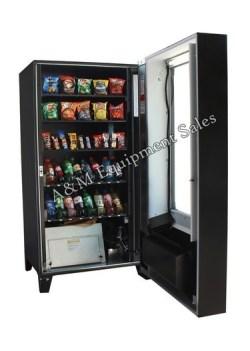 """Ams6 1 - AMS 39"""" Combo Vending Machine"""
