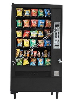 Ap 76 1 - Automatic Products 7600 Snack Machine