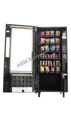 NAT6 - Crane National 148 Snack Machine