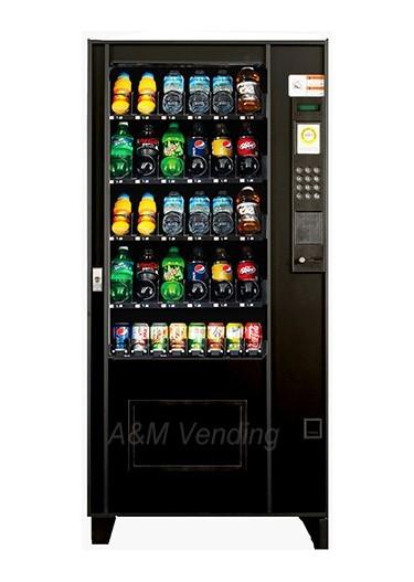 ams 4 w drink with 1 can tray refurb - Refurbished AMS Bev 30  Drink Machine
