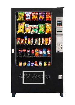 "ams39combobig2 opt - AMS 39"" Combo Vending Machine"