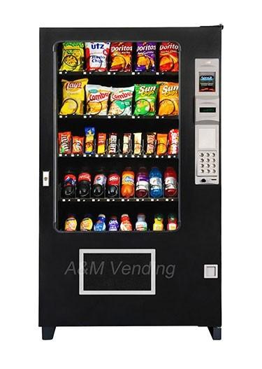 "ams39combobig2 opt - AMS 39"" Combo Vending Machine"