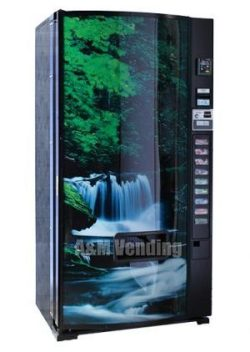dixie narco501e used full sign drinkmachine e1484663654144 - Dixie Narco 501 E Single Price Soda Machine