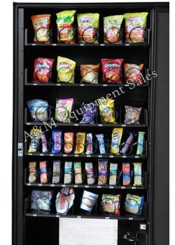 foodking5 - AMS 35 Used Snack Machine