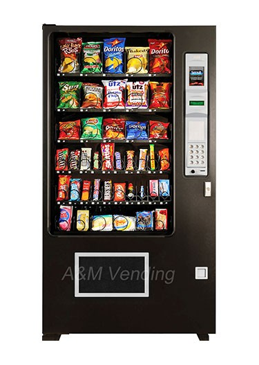 gem opt - AMS Wide Gem Snack Machine