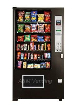 New Snack Vending Machines