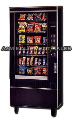 national 148 - Crane National 148 Snack Machine
