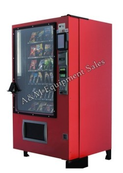 outsider1 - AMS  Outsider Snack Machine