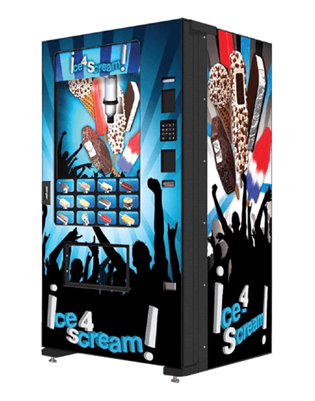 evo fast - FastCorp Evolution Ice Cream Machine