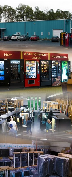 About A&M Equipment Sales
