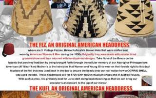 The Fez is native to the Americas