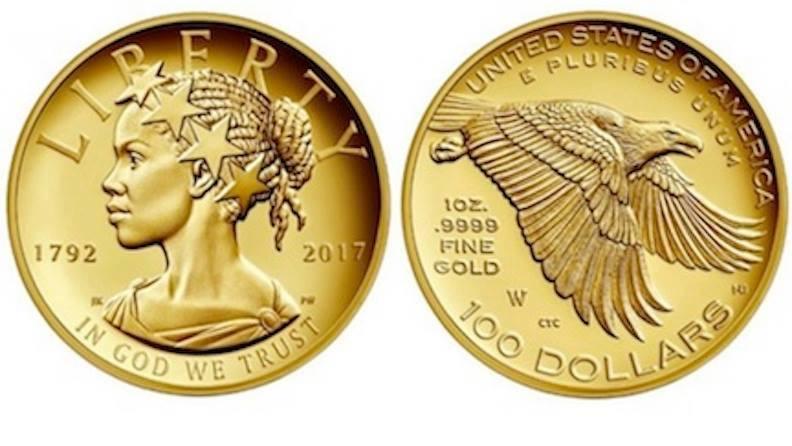 Greek Goddess Columbia and her Eagle