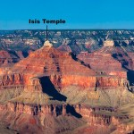 Ancient Egyptian Temples in the Grand Canyon