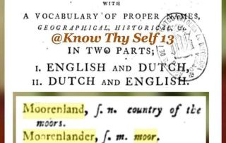 Dictionary of the English and Dutch Languages.