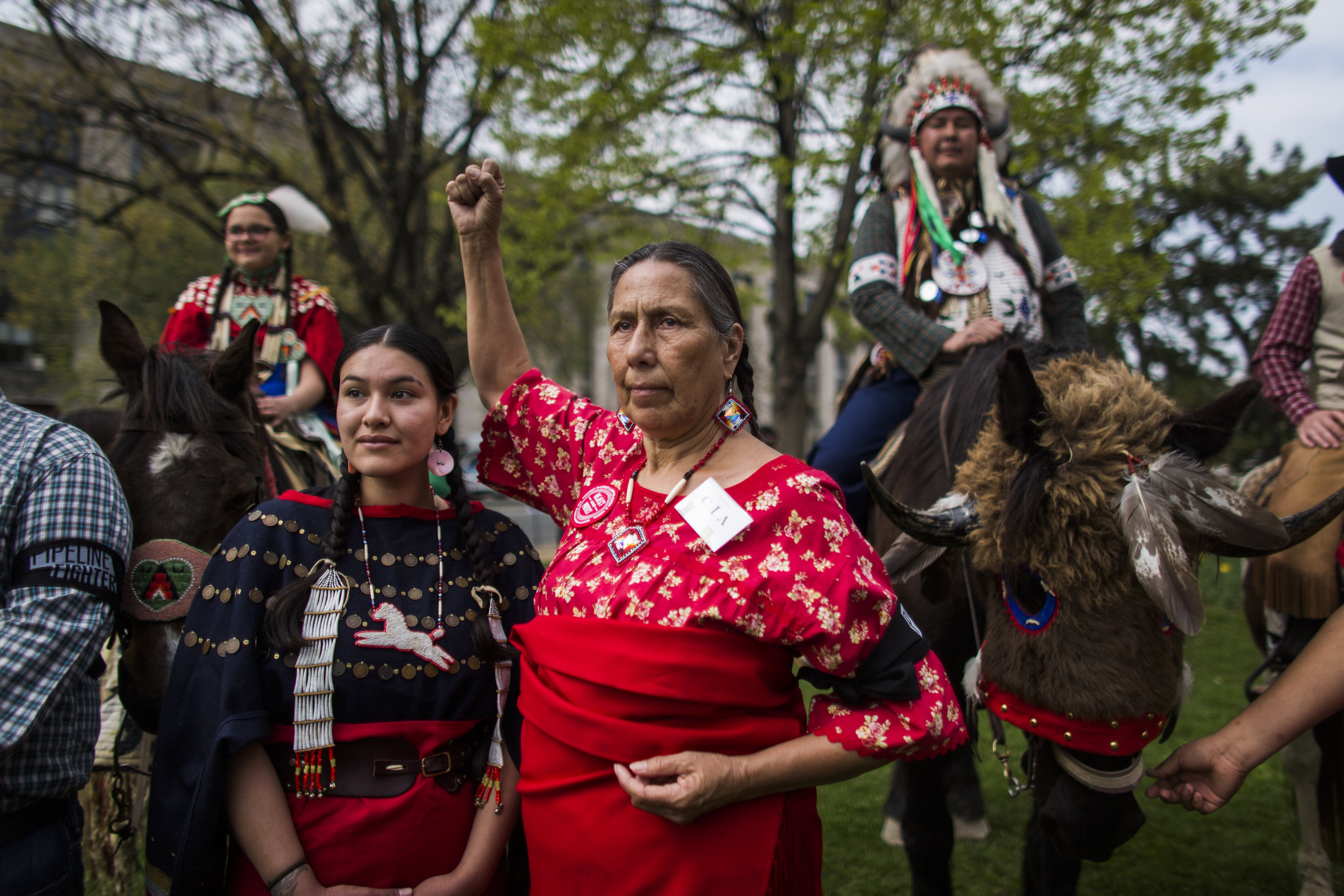 The Editors Native Americans Deserve Tribal Recognition