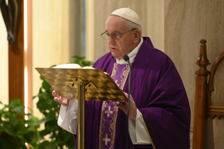 Pope Francis Approves Two New Liturgical Texts in Response to Coronavirus Pandemic