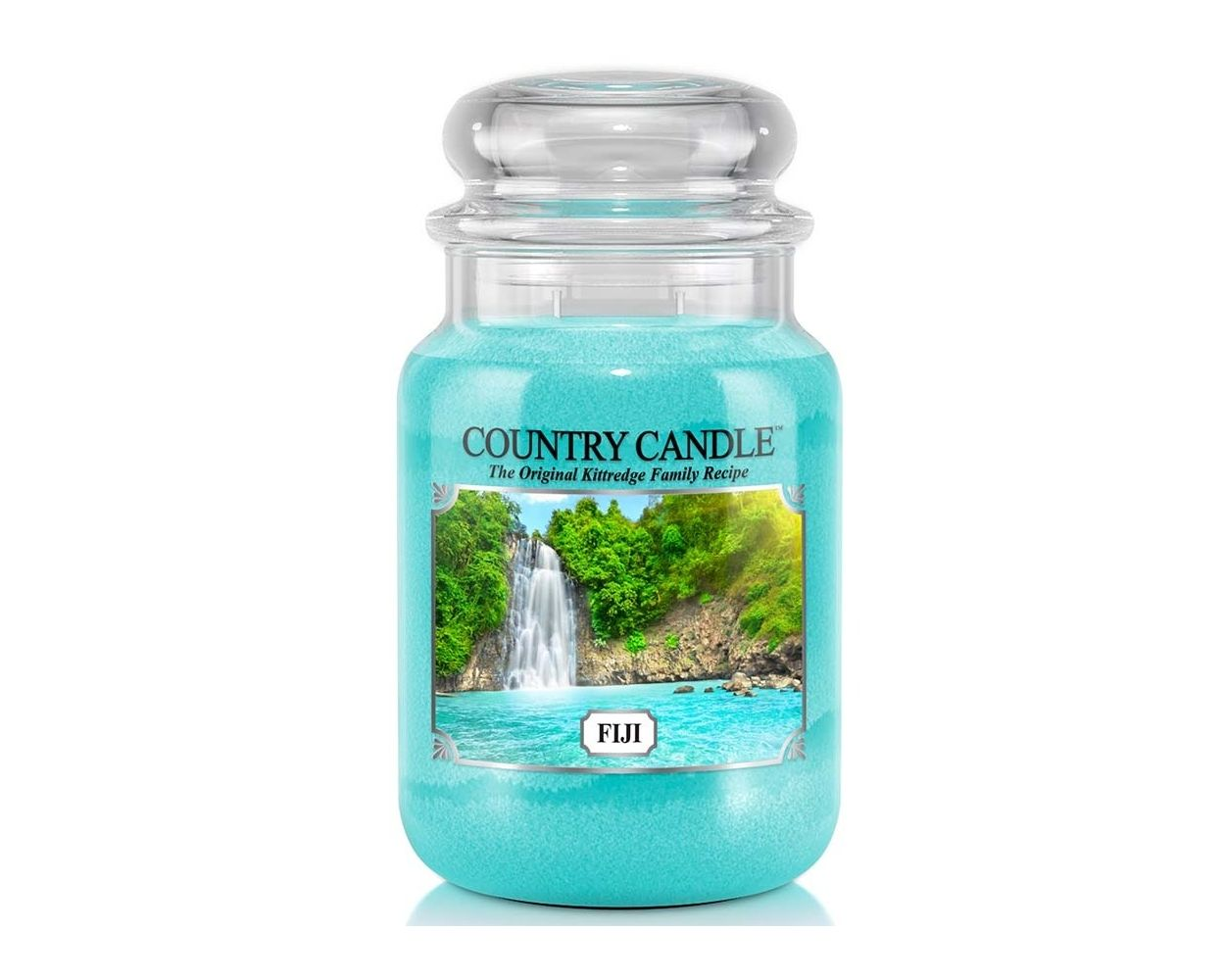 fiji from country candle