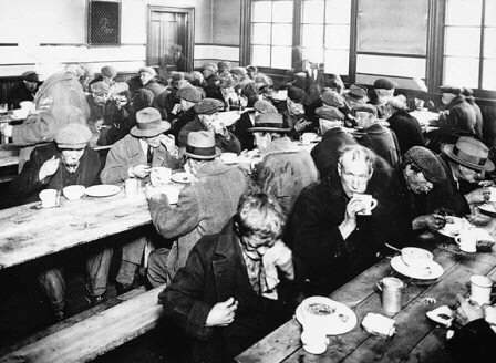 Soup Kitchens US History For Kids