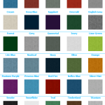 Advantage 50 oz carpet colour choices trade show carpet for sale