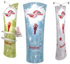 Brandcusi Double Sided Trade Show 3D Banners