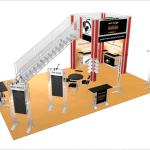 Double-Deck Truss TradeShow Displays