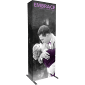 embrace-2 1/2 ft-full-height-push-fit-tension-fabric-display_full-fitted-graphic-left