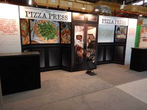 what a trade show is really about is making your customers happy in your restaurant!