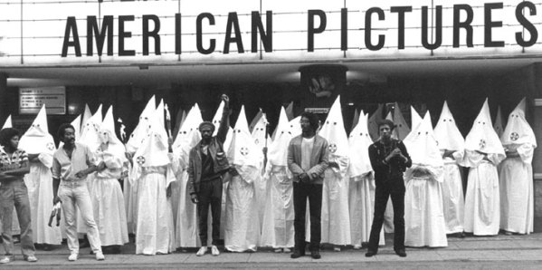 Ku Klux Klan and American Pictures