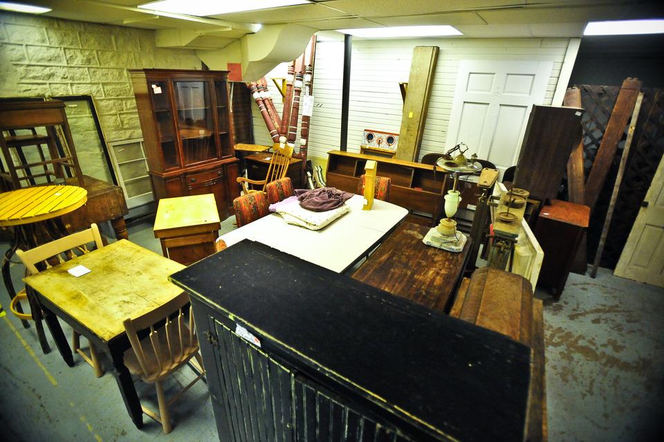 Penny Court Antiques In Cambridge Ohio