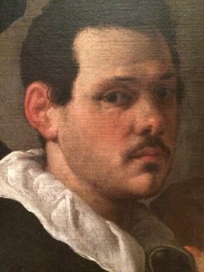 Self-Portrait - Carracci 2