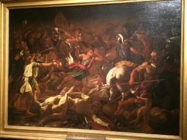 Battle Scene - Poussin