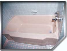 bathtub refinishing reglazing