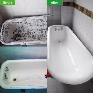 Ekopel 2k Bath Coating American Bath Resurfacing