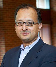 Sujit Choudhry (courtesy of NYU)
