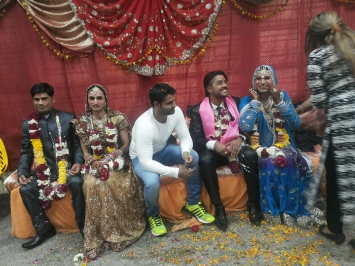 6 Transgenders Get Married In Delhi On Valentines Day