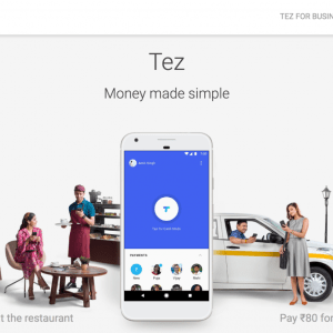 Google launches Tez