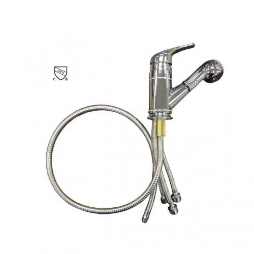 shampoo sink faucet vacuum breaker