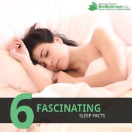 6 Fascinating Sleep Facts