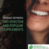 Synergy between Two Effective and Popular Supplements