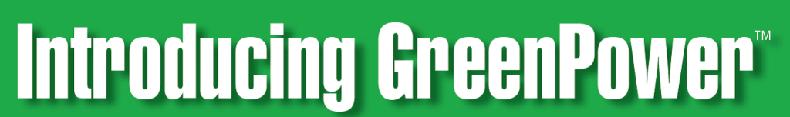 Introducing GreenPower hemp extract