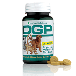 DGP for pets joint support