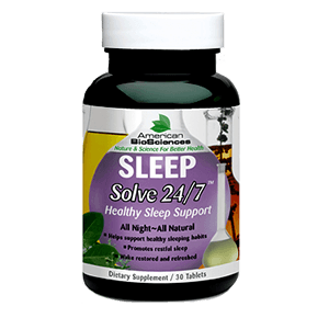Sleep Solve sleep support