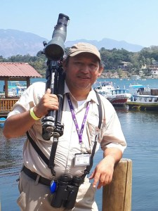 Maynor Ovando will speak on the speciation process in the north of Central America at the 2018 American Birding Expo.