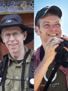 Tom Stephenson and Scott Whittle will give a talk on the BirdGenie app at the 2018 American Birding Expo.
