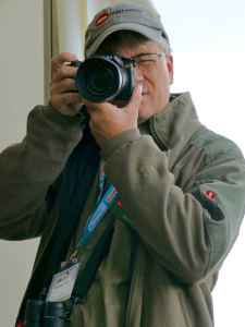 Jeff Bouton of Leica will be giving a presentation on optics for birding at the 2018 American Birding Expo.