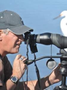 Clay Taylor of Swarovski Optik will be speaking at the 2018 American Birding Expo.
