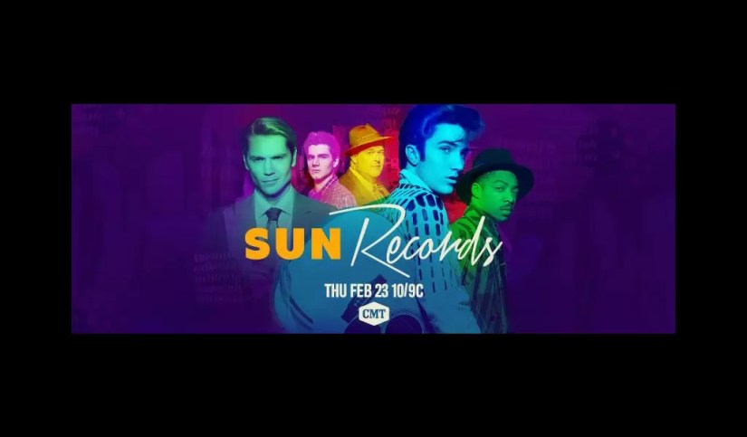 Sun Records Cast Poster