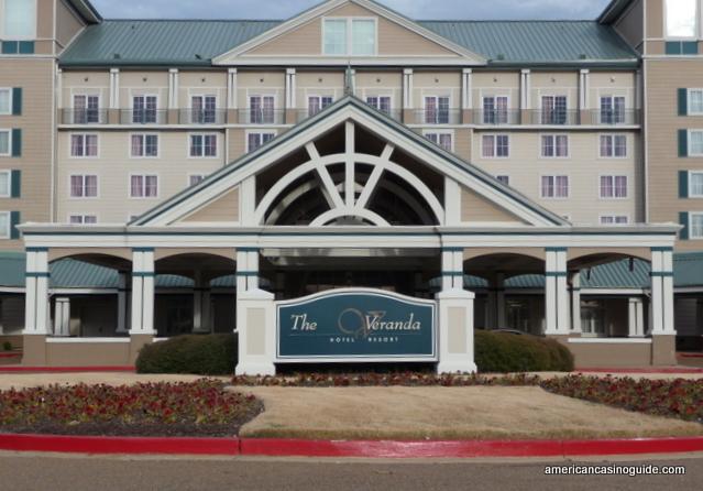 The Veranda Hotel at Harrah's Tunica