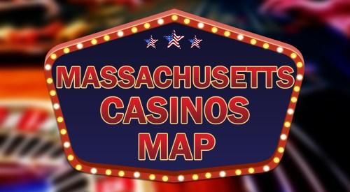 Massachusetts casinos map
